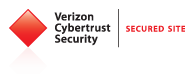 Verizon Cybertrust Security Certified Logo