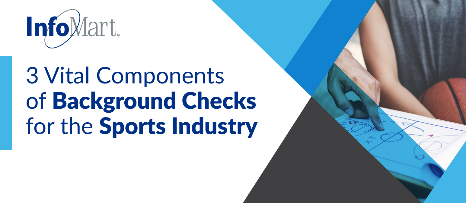 3 Vital Components of Background Checks for the Sports Industry
