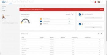 New WebASAP Feature: User Dashboard