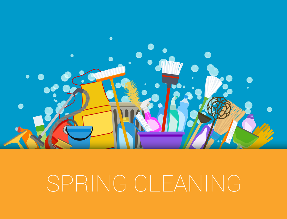 4 To-Dos Every Companywide Spring Cleaning Effort Must Have