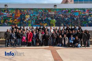 ConnXus Awards InfoMart for their Diversity