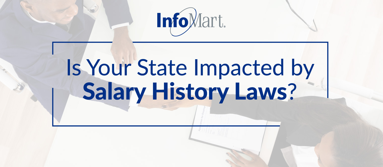 Is Your State Impacted by Salary History Laws?