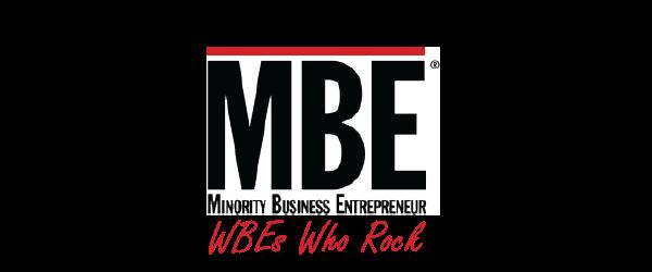 "Tammy Cohen Awarded MBE Magazine's ""WBEs Who Rock!"" Award"
