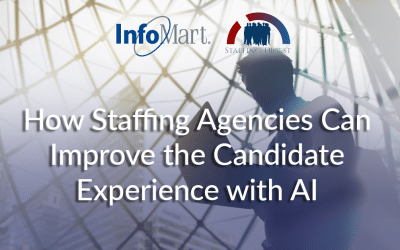 How Staffing Agencies Can Improve the Candidate Experience with AI
