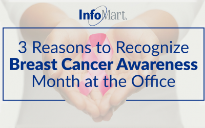 3 Reasons to Recognize Breast Cancer Awareness Month at the Office