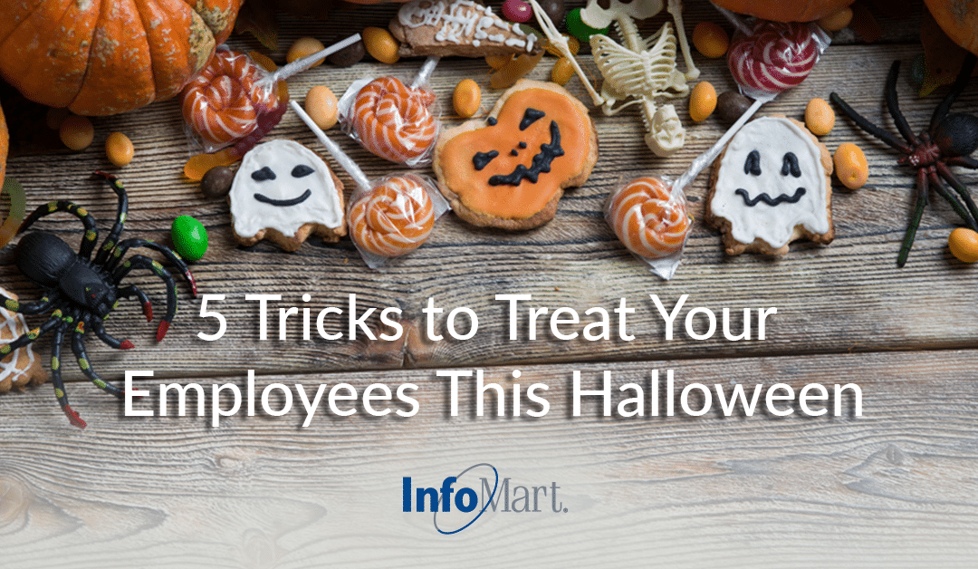 5 Tricks to Treat Your Employees This Halloween