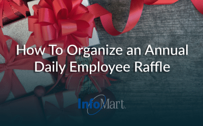 How To Organize an Annual Daily Employee Raffle