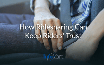 How Ridesharing Can Keep Riders' Trust