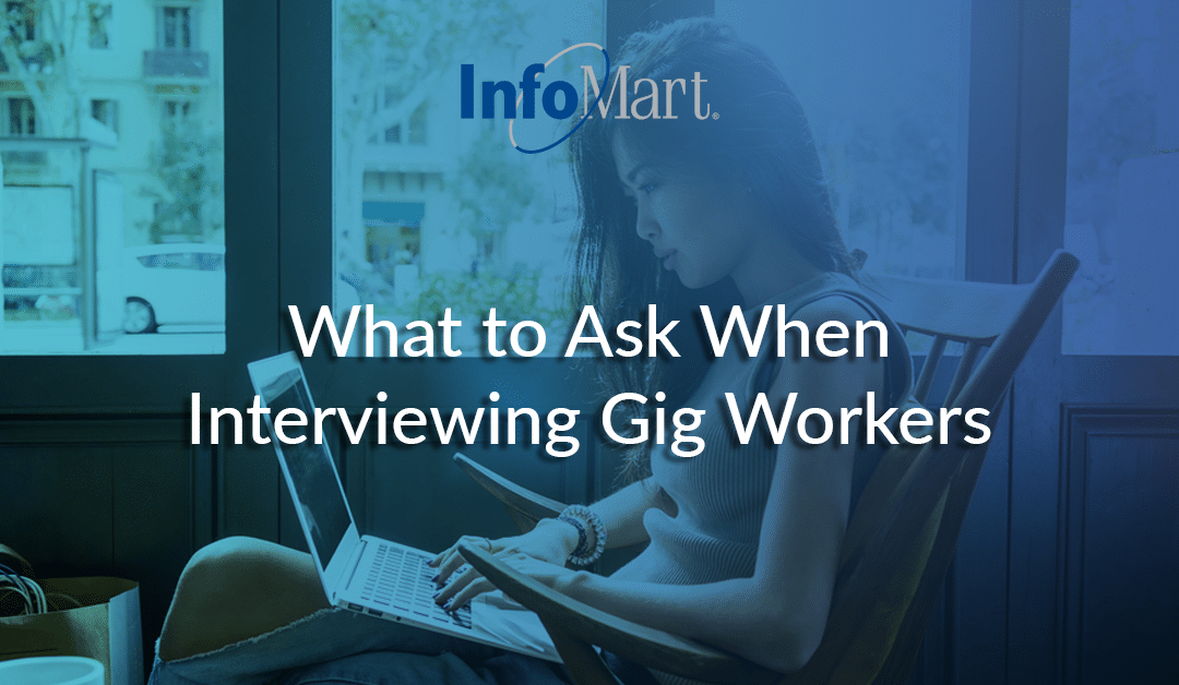 What to Ask When Interviewing Gig Workers