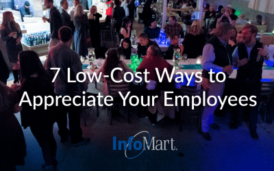 7 Low-Cost Ways to Appreciate Your Employees