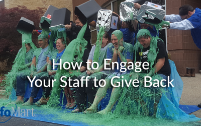 How to Engage Your Staff to Give Back