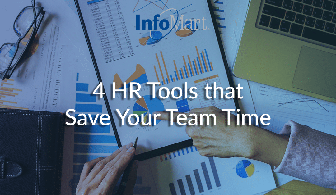 4 HR Tools that Save Your Team Time