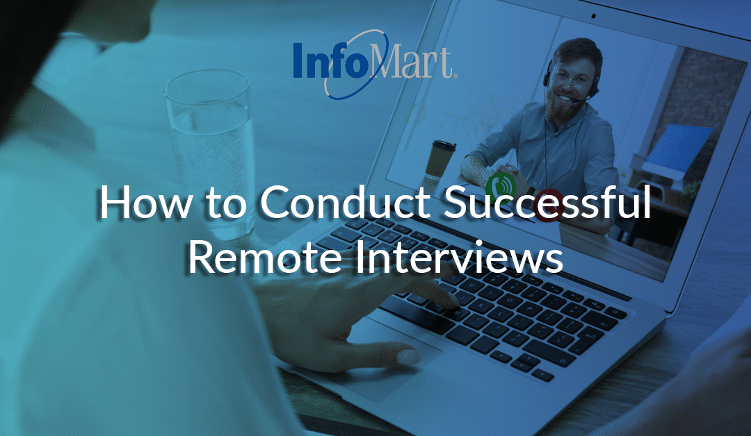 How to Conduct Successful Remote Interviews