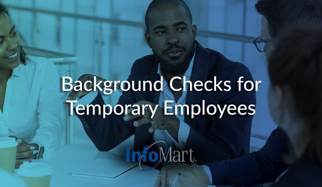 Background Checks for Temporary Employees
